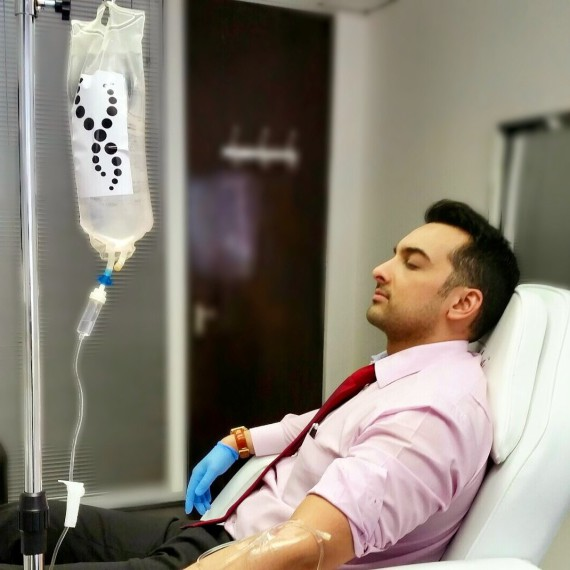 What Is IV Vitamin Therapy?