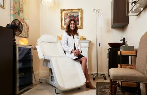 Dr. Sharon Wiener at Wellness at the Spa
